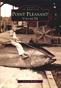 Point Pleasant Vol. 3 front cover