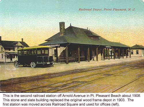 Long Beach Island Post Cards