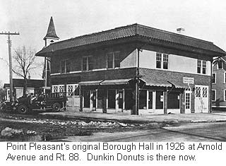 Pt. Pleasant Borough Hall, 1926